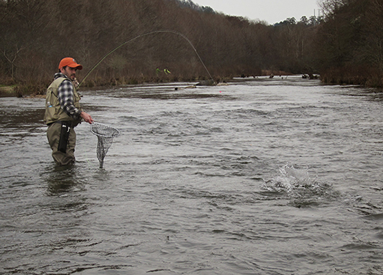 3 Springtime Fly Fishing Hints